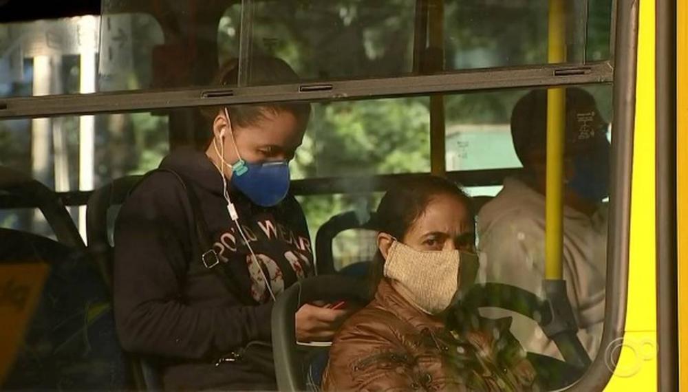 Uso de mascara passa a ser obrigatório em todo estado de São Paulo