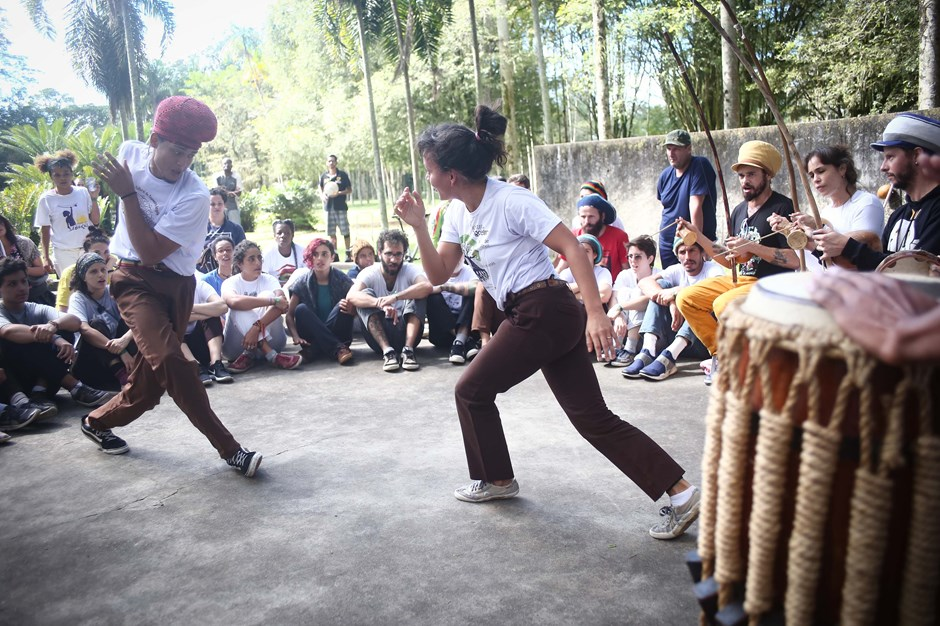 Fundação Cultural realiza encontro virtual de capoeira