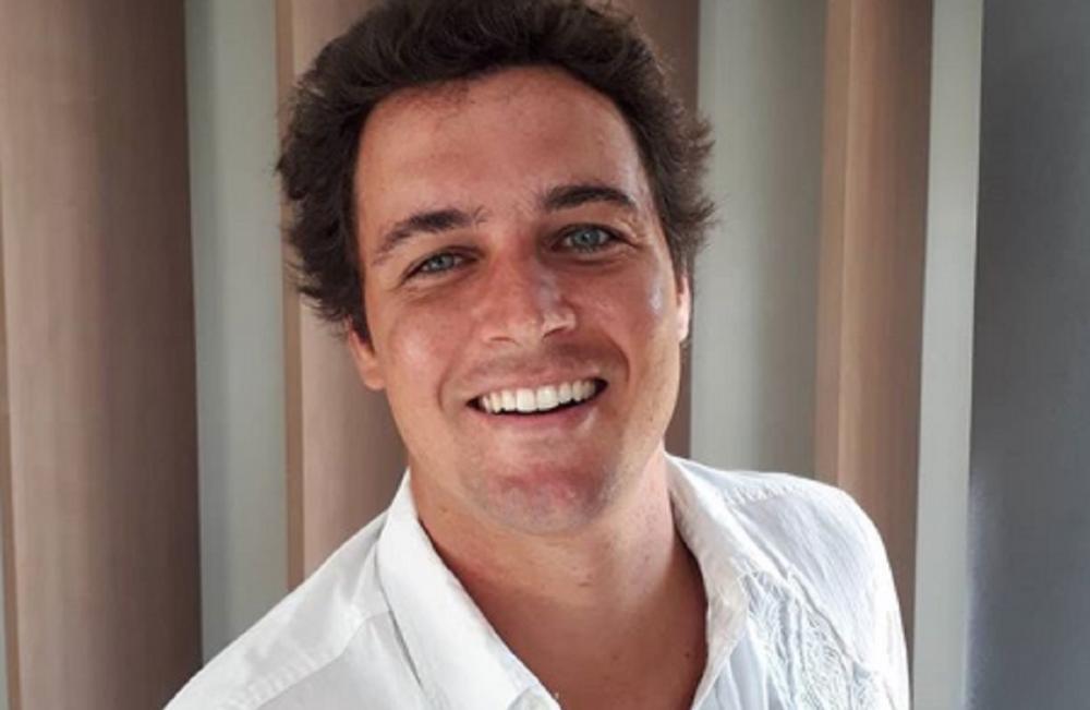 Felipe Dylon (Foto: Reprodução/ Instagram)