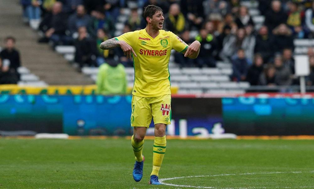 Emiliano Sala viajava de Nantes para Cardiff no momento do acidente (Foto: Stephane Mahe/Reuters)