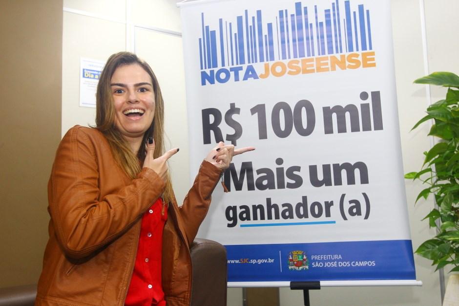 Prefeitura sorteia prêmio da Nota Fiscal Joseense